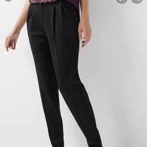 RW&Co. C&G Solid Pleated Pant